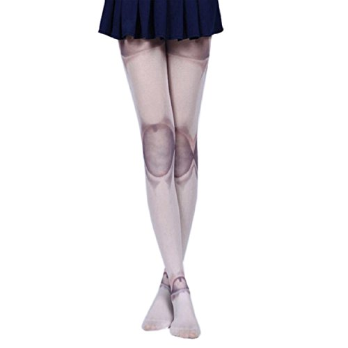 (ABC(TM) Women 80D Jointed Doll BJD Tights Pantyhose Lolita Cosplay Joint Socks)