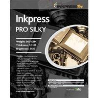 50 300gsm Sheets (Inkpress Pro Silky Inkjet Photo Paper, 300gsm, 12mil, 95% Bright, 8.5x11