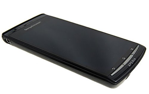 Sony Ericsson Hard Shell Case for Xperia Arc-S - Black (Ericsson Phone Sony Case)