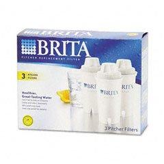 Brita OB03 Replacement Pitcher Filters