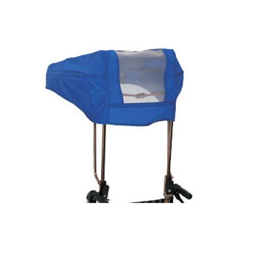 車いす用折りたたみ傘 涼風 573009 B07D6G2GX8