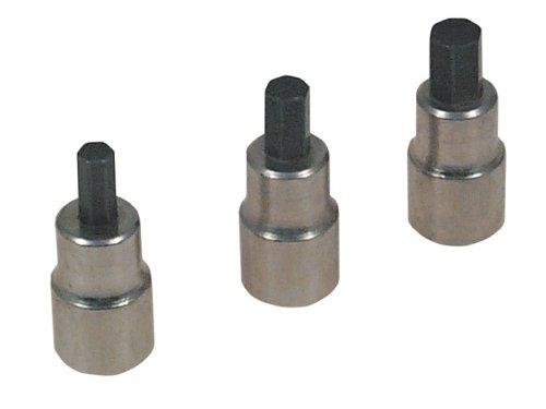 Lisle 12550 Brake Caliper Bit Set