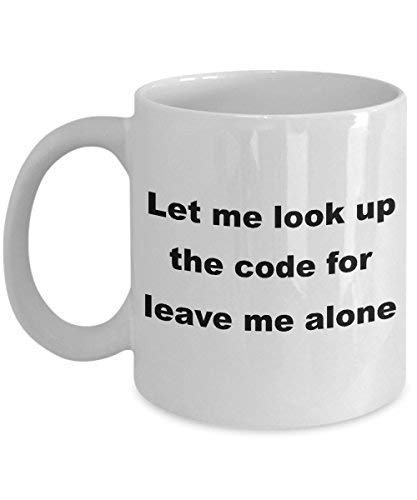 7f2a44194f3 Amazon.com: Medical Coder Mug - Great Biller Coffee Tea Cup Gift for Coding  Also For Programmers Hackers Developers: Kitchen & Dining