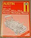 Austin Maxi ('69 to '81) (Service and Repair Manuals) (Service & Repair Manuals)