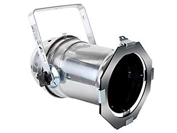 Sim Radio Lámpara proyector VeKa Projo Spot PAR64 Aluminio Cromo ...