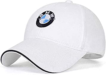 BMW Cap Hat MENS SPORT AUTO CLOTHING Embroidered  logo