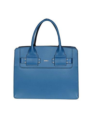 Handtaschen Furla Blau 941670 Damen Leder WqU4wInq1