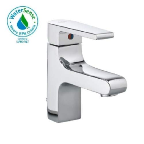 American Standard 2590.101.002 Studio Monoblock Faucet with Metal Lever Handle, Polished Chrome