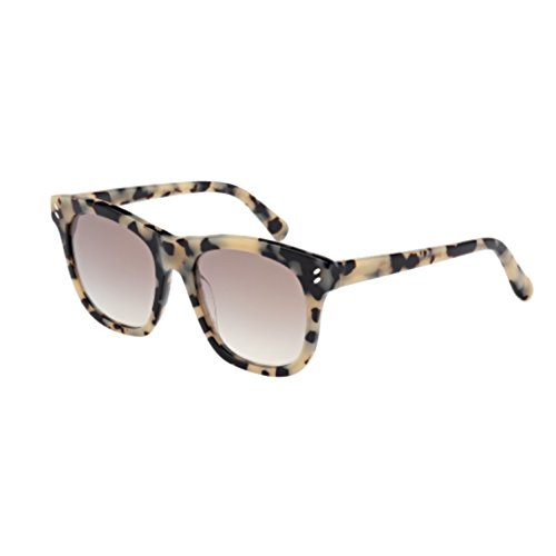 Stella McCartney Women's SC0001S Vintage Havana/Grey Gradient - Stella Mccartney Sunglasses