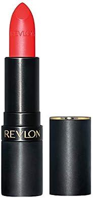 Revlon Labial super lustrous lipstick the luscious mattes tono on fire