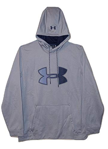Under Armour Mens Cold Gear Ua Logo Graphic Logo Hoodie (Medium) ()
