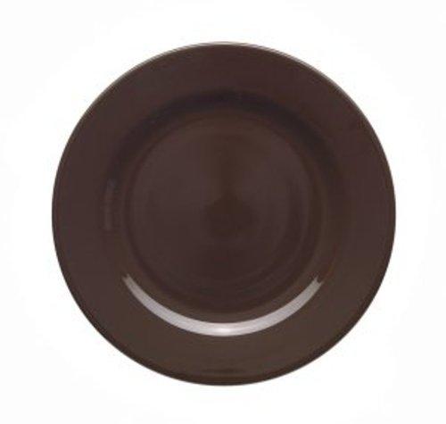 Waechtersbach Fun Factory II Chocolate Salad Plates, Set of 4 -