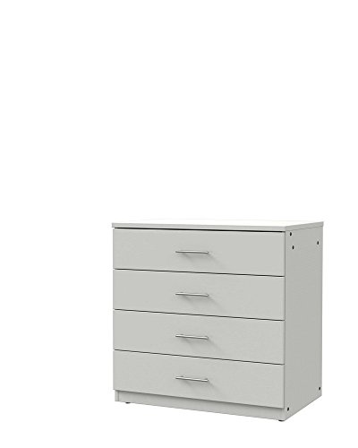 Marco Group Base Cabinet with 4 Locking Drawers, Solar Oak, 3303-48363-1144