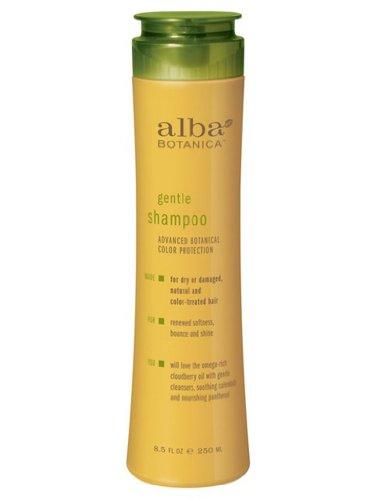 (Alba Botanica Gentle Shampoo, 8.5 Ounce Bottles (Pack of 2) )
