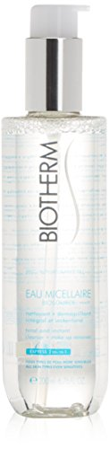 Biotherm Biosource Eau Micellaire Total & Instant Cleanser Make-up Remover By Biotherm for Women - 6.76 Oz Makeup Remover, 6.76 Oz