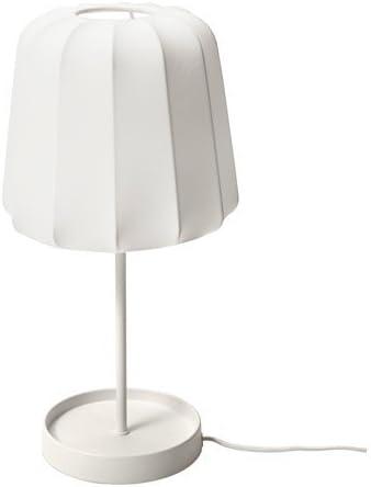 Ikea varv lámpara de mesa en color blanco; (52 cm): Amazon.es ...