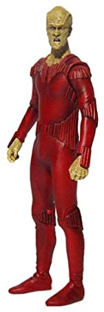 SILIK THE SULIBAN Star Trek: Enterprise Broken Bow 2002 Action Figure from Art Asylum