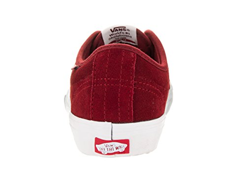 Vans Mens Chukka Low Red Dahlia/White m4FWyho