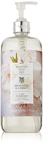 Brompton & Langley Body Wash, Almond Milk - Almond Milk Bath Salts