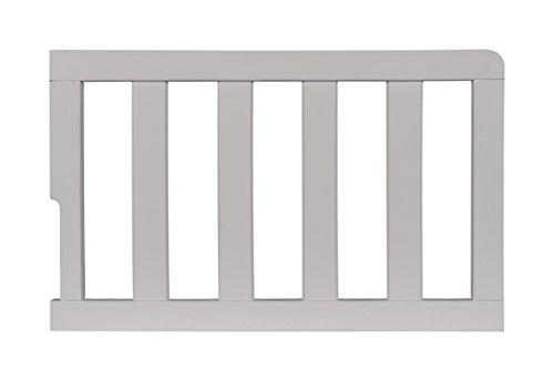 Delta Children Toddler Guardrail, White