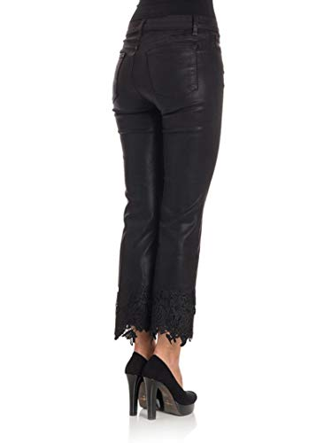 Jeans J Algodon Brand Mujer Negro Jb000898selenaj1746 wXqZUXO