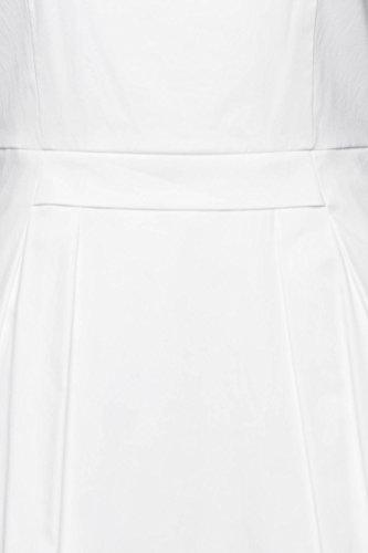 50385833 Damen 112 Naturweiß BOSS Kleid Hinawa1 für I0tqzvx