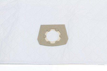 daniclean© - 20 bolsas de fieltro para aspirador Einhell TE ...