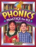 Phonics Practice for K5, Janice A Joss, 1579247202