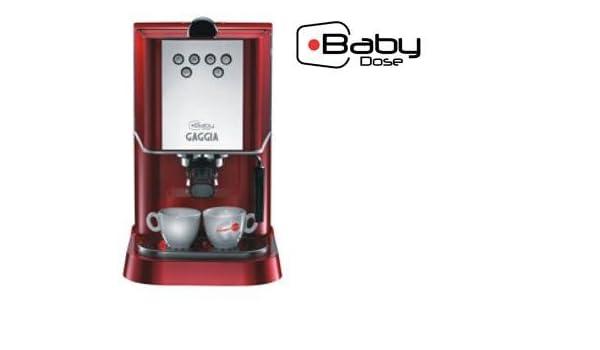 Gaggia NEW BABY DOSE - Máquina de café: Amazon.es: Hogar
