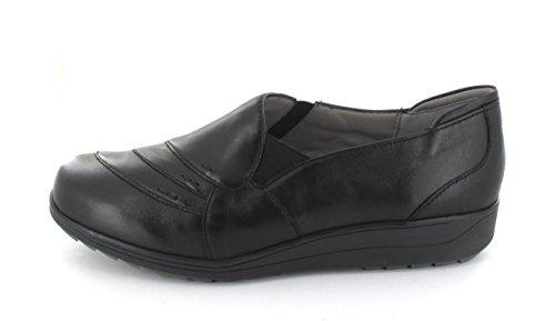 ara Women's 12-26334-01 Loafers Black kTLFkr