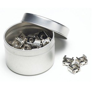 Kendall Howard 10-32 cage Nuts Tin Can (50pc) Review