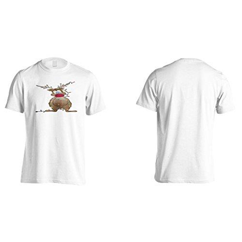 Neue Frohe Weihnachtsfeier Herren T-Shirt l616m