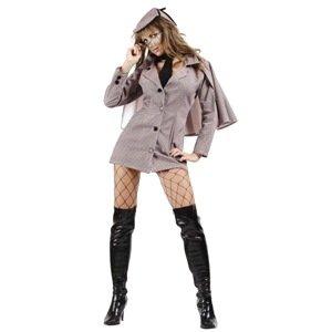 Sexy Detective - Dress Size 6-8 Costume  sc 1 st  Amazon.com & Amazon.com: Sexy Detective - Dress Size 6-8 Costume: Clothing