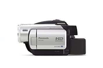 Panasonic HDC-SX5 AVCHD 3CCD High Definition Flash Memory & DVD Camcorder  with 10X Optical Image Stabilized Zoom (Discontinued by Manufacturer)