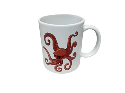 Realistic Octopus Coffee Mug