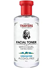 THAYERS Alcohol-Free Unscented Witch Hazel Facial Toner with Aloe Vera Formula, 355ml, 1 count
