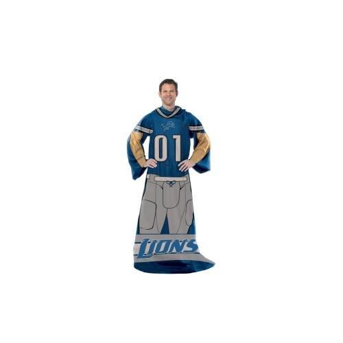 Detroit Lions Huddler Wrap (Uniform)