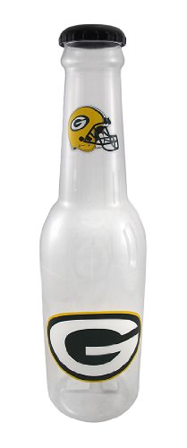 Maurice Sporting Goods NFL Green Bay Packers Bottle Bank, 21-Inch, Multi-Color