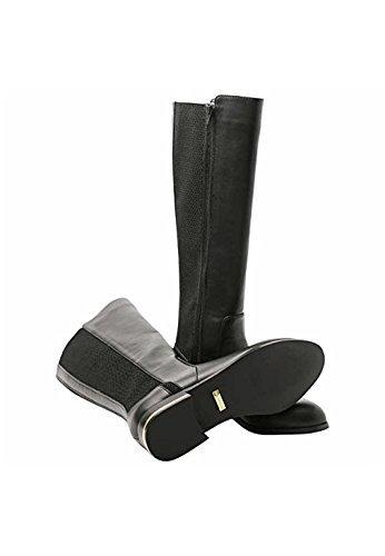 kensie Womens Tayson Tall Boots Black (8.5)