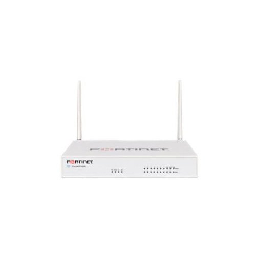 Fortinet FWF-60E-BDL-900-36 FortiWiFi 60E - Security Appliance - with 3 Years FortiCare 8X5 Enhanced Support + 3 Years FortiGuard - GigE - 802.11a/b/g/n/ac - Dual Band - Desktop (Best Antivirus For Enterprise Business)