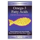 Omega-3 Fatty Acids - 1 book