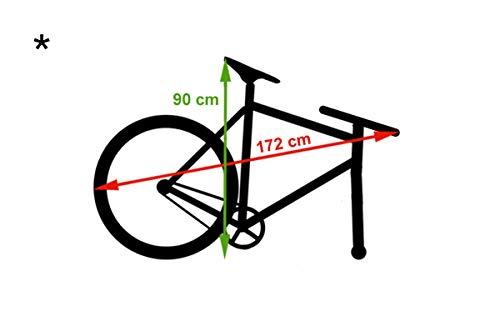 Buds-Sports funda bicicleta acolchada MTBag Travel 3