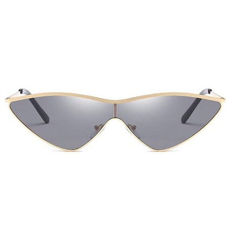 femeninos mujeres gafas las de de sol de de ojo azul Sunnies gato vendimia GGSSYY estilo elegante mujeres tonos exageradas sol de Black gafas de la de las xS6qHnf5