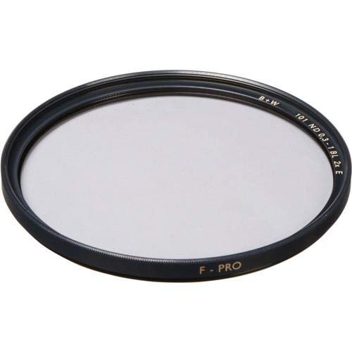 B + W 60mm #101 0.3 (2x) Neutral Density Multi Coated Glass Filter.