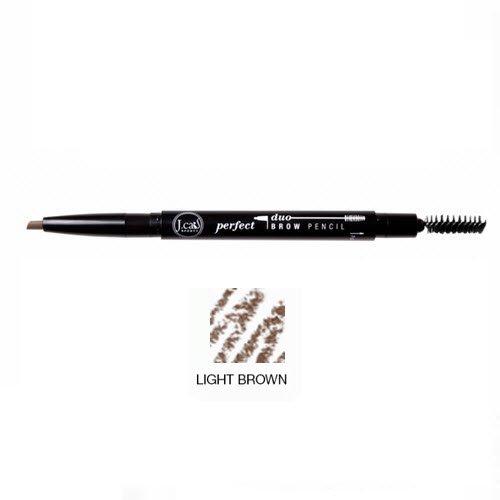 J. Cat Perfect Brow Duo Pencil 108 Light - Cat Eyebrow