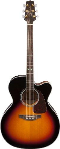 Takamine GJ72CE-BSB Jumbo Cutaway Acoustic-Electric Guitar,