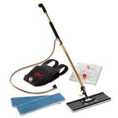Floor Finish Applicator Kit, 18 in, Pad