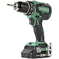 Hitachi Ds18Dbfl2S Cordless Lithium Brushless Basic Facts