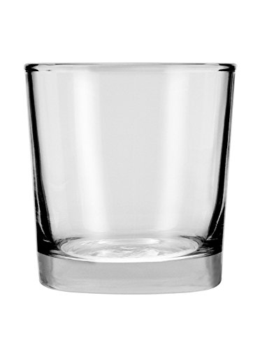 - Anchor Hocking 3178EZ Heavy Base Rocks Old Fashioned Whiskey Glasses, 9 oz (Set of 12), 9-Ounce