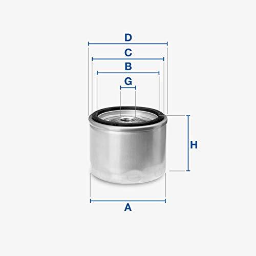 Ufi Filters 23.210.00 Oil Filter: